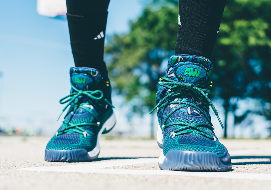 promo code 320e9 d0075 ... Andrew Wiggins Gets The PE He Deserves With The adidas Crazy Explosive  ...