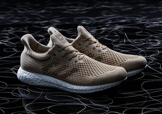 adidas Unveils The Futurecraft Biosteel