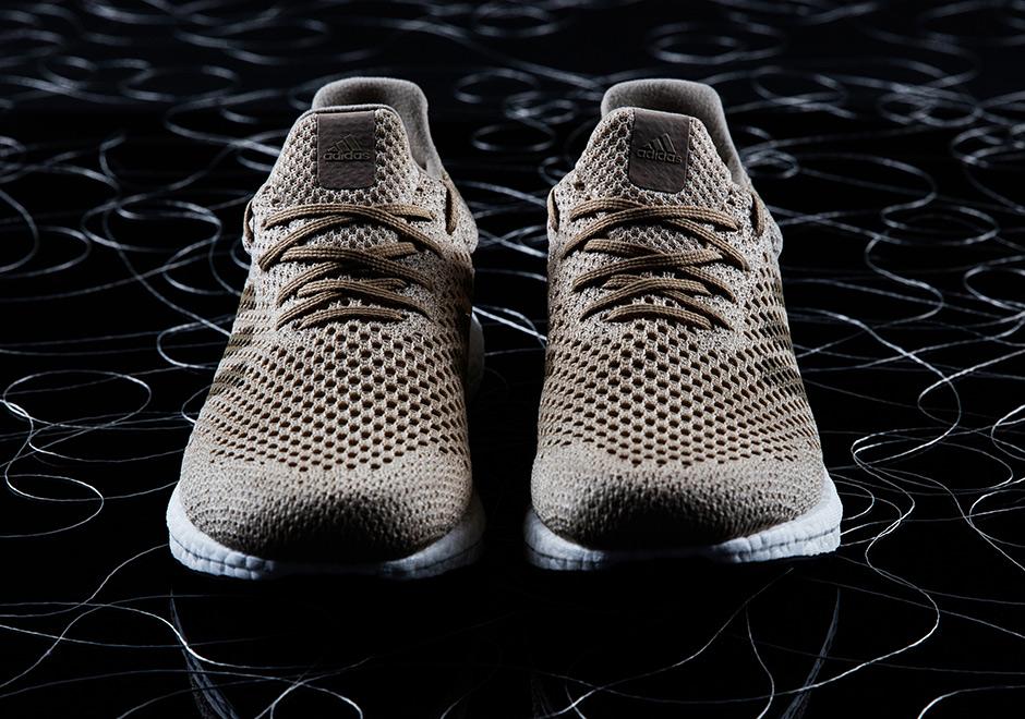 sports shoes b1429 6620a adidas Futurecraft Biosteel Ultra Boost  SneakerNews.com