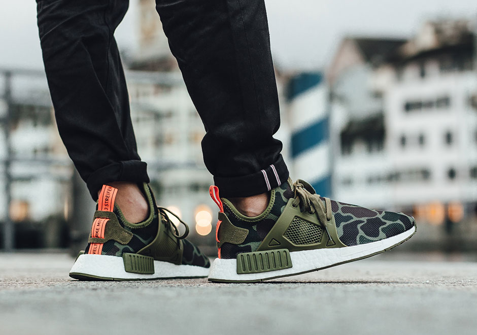 low priced d495e 0b02c adidas NMD XR1 Duck Camo Release Info Where To Buy  SneakerN