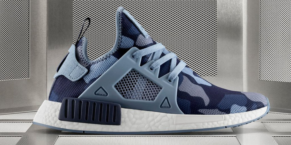 "reputable site 52556 d0847 adidas NMD Xr1 ""Duck Camo"" Pack"
