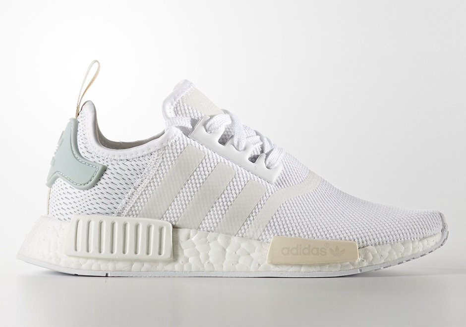 cheap for discount e2d37 d75b2 Another All-White adidas NMD R1 Is Releasing In Early 2017