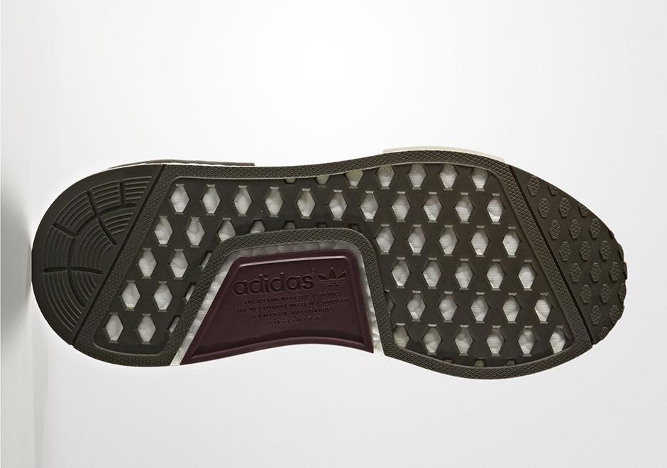 Adidas Nmd R1 Para Mujer Gris Y Marrón oBOvln