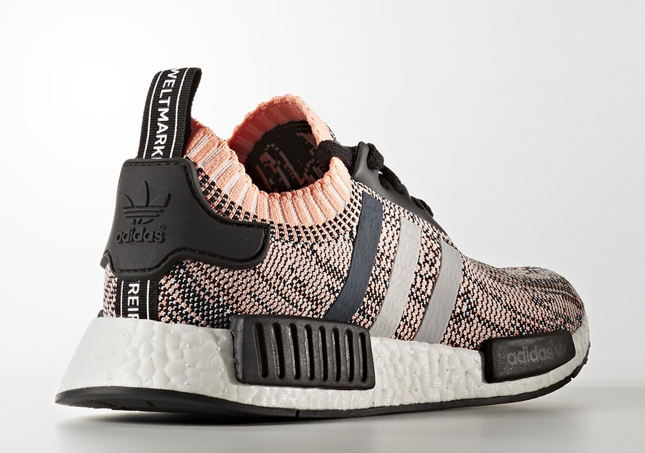 buy popular fda62 0446d adidas NMD 2017 Pink Glitch Camo Release Date | SneakerNews.com
