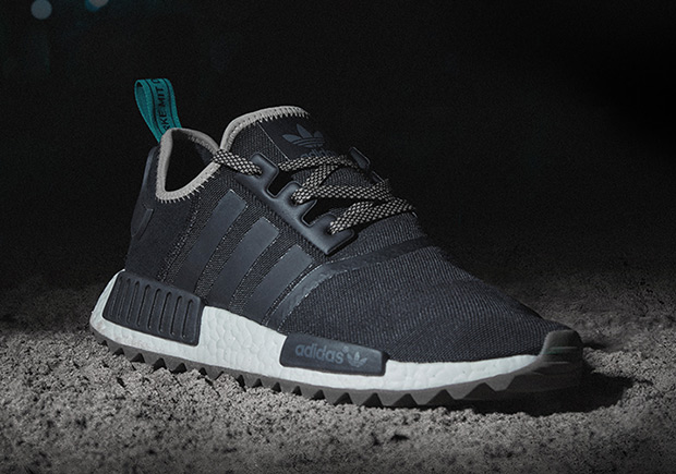 purchase cheap 644d6 fb10b adidas Originals enlisted UK retailer Size to help introduce a brand new adidas  NMD model centered around the theme of the great outdoors and the ...