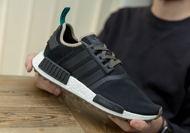 Rugged Urban Sneakers : adidas NMD Grey