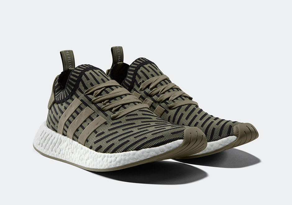 Wm Nmd Trail Pk White Mountaineering Black Black White Adidas
