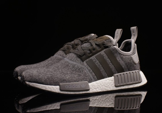 The Latest Wool adidas NMD Colorway Is Now Available