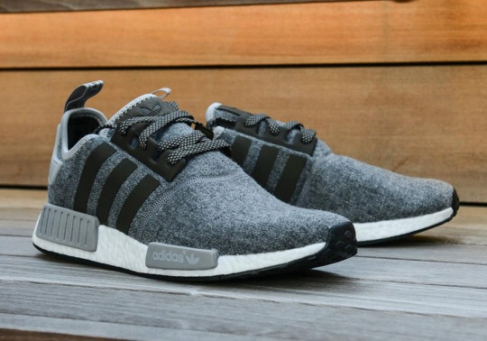 "The adidas NMD ""Wool Pack"" Is Now Available at Footaction"