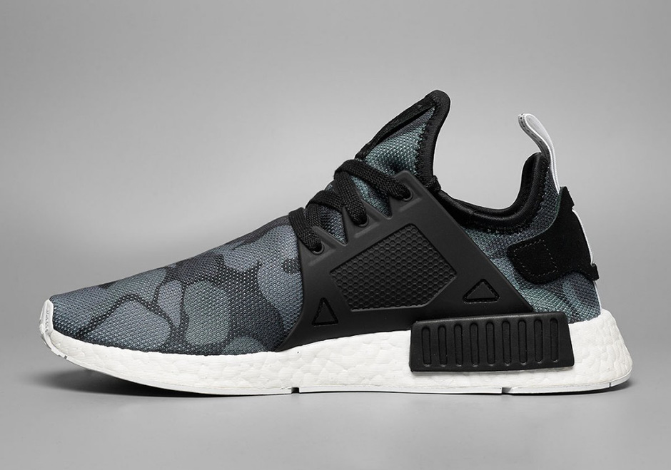 8a656a5ea Authentic Adidas originals nmd xr1 og core black red blue mens For