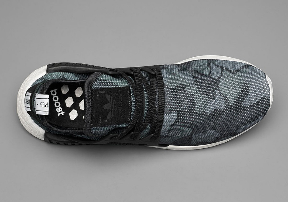 UA Adidas NMD XR1 Duck Camo Olive Shoes