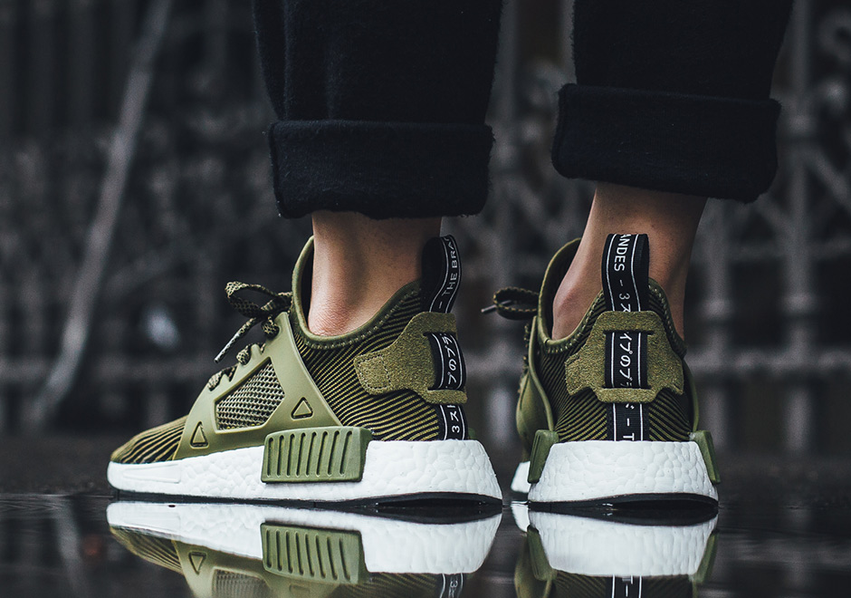 Adidas NMD XR1 Duck Camo Core black/Core TheSneakersBox