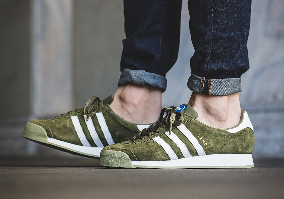 The adidas Originals Samoa Is Returning In More Colorways 606bd122a