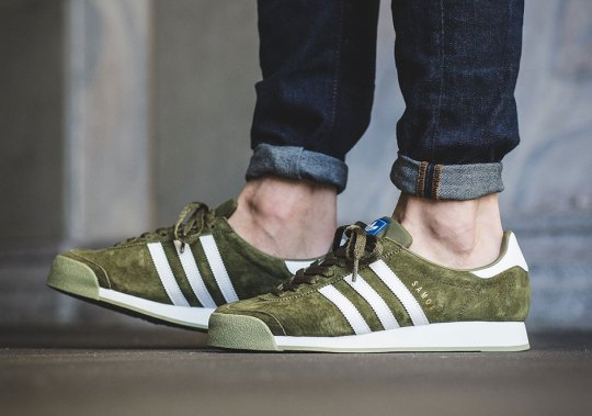 The adidas Originals Samoa Is Returning In More Colorways