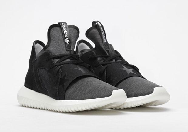 Adidas Tubular Black Grey
