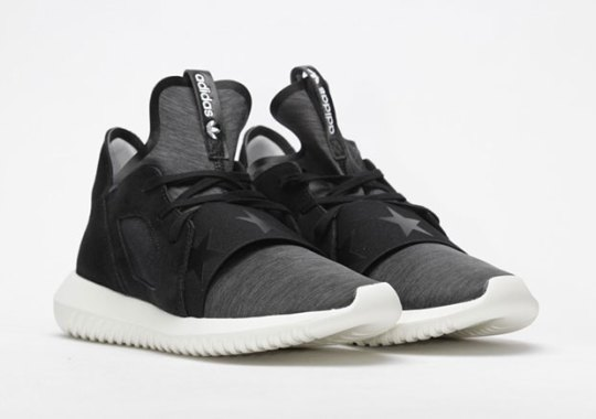 This adidas Tubular Defiant Has A Starry Detail