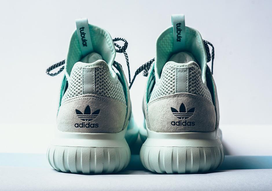 Adidas Originals Menthe Glacée Radiale Tubulaire PlJ6QII