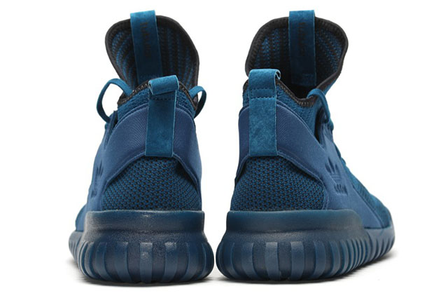 Adidas Tubolare X Primeknit Blu Scuro UkPBr