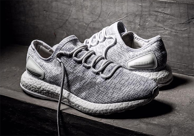 adidas continues to revamp the adidas Ultra Boost, but today we get a look  at a brand new model that utilizes the classic Ultra Boost outsole unit  with a ...
