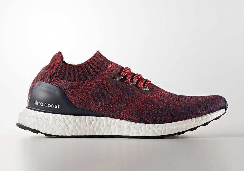 dcfe42dbf0cfb The adidas Ultra Boost Uncaged Is Releasing In Cavs Colors
