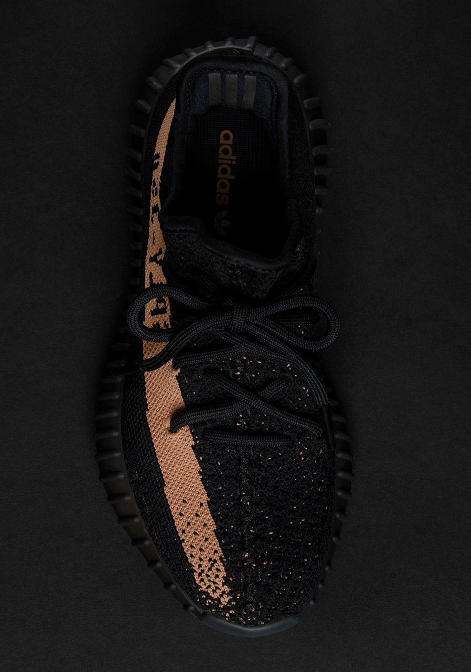 Adidas Yeezy Boost 350 V2 'Copper' BY1605 Size 10 Sneakers