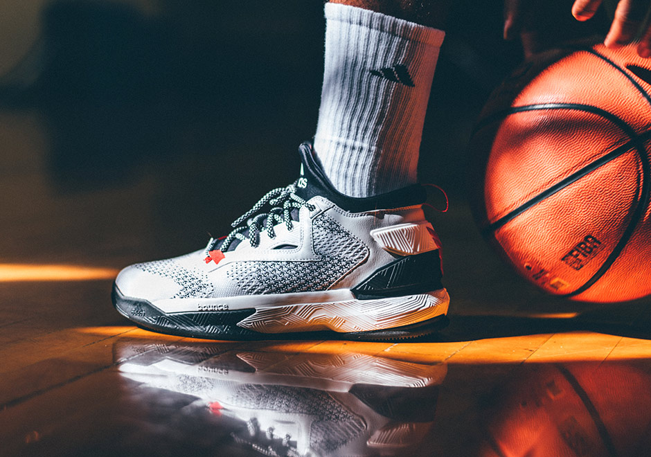 "best sneakers 052c0 020cb The adidas D Lillard 2 Reps Portland With The ""Rip City"" Colorway"