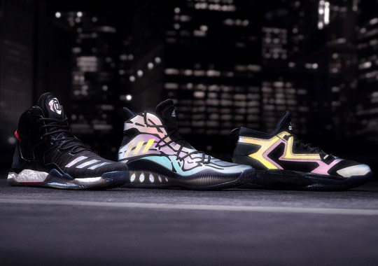 adidas Basketball Flashes On Court With New XENO Collection