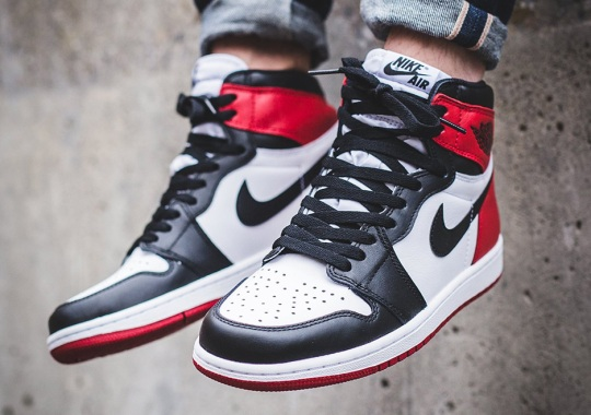 "The Air Jordan 1 ""Black Toe"" and ""Shattered Backboard"" Restock Next Tuesday"