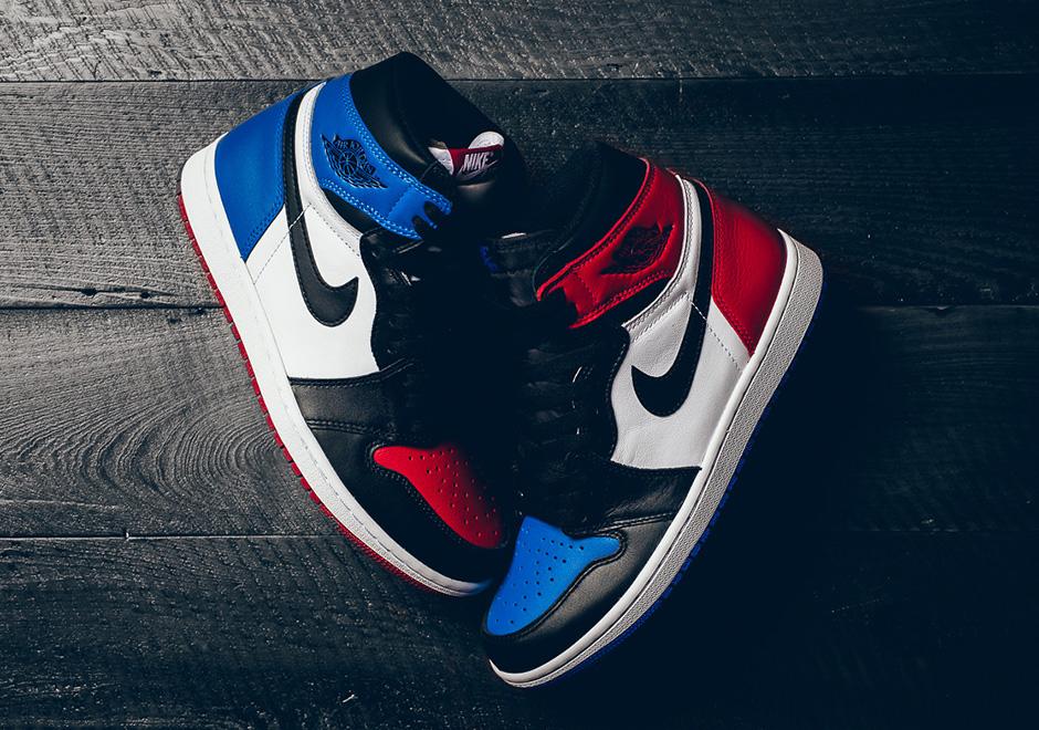 3124be5b959 Air Jordan 1 Top 3 Release Details 555088-026 | SneakerNews.com