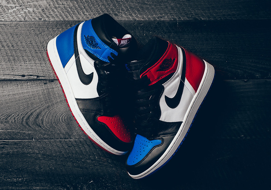 Air Jordan 1 Top 3 Release Details 555088-026  e411f307b