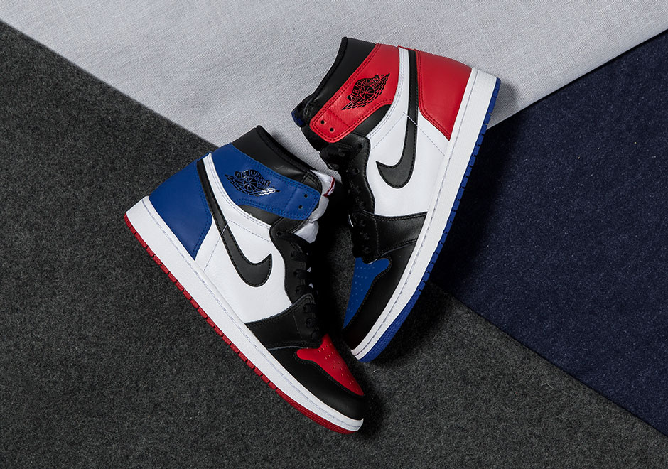 6e08f5b1730f 85%OFF The Air Jordan 1 quotTop Threequot Restock - s132716079 ...