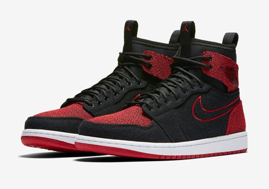 "The ""Banned"" Look Is Coming Soon To The Air Jordan 1 Ultra High"