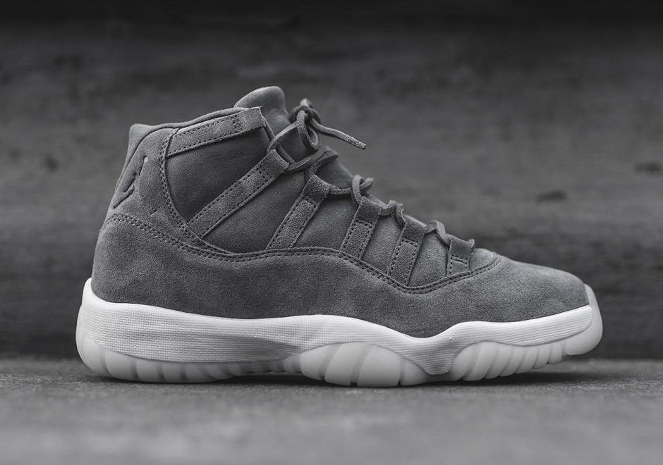 taille 40 8a3fa cac40 Jordan 11 Suede - Complete Release Guide | SneakerNews.com
