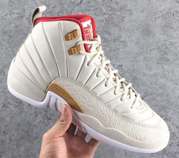 huge selection of 0f067 91868 Air Jordan 12 Chinese New Year Girls | SneakerNews.com
