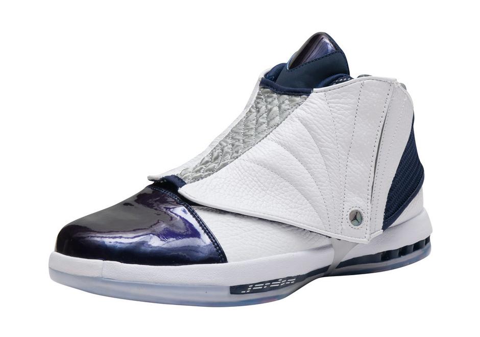 76dbc1c035d Air Jordan 16 Midnight Navy Release Info | SneakerNews.com