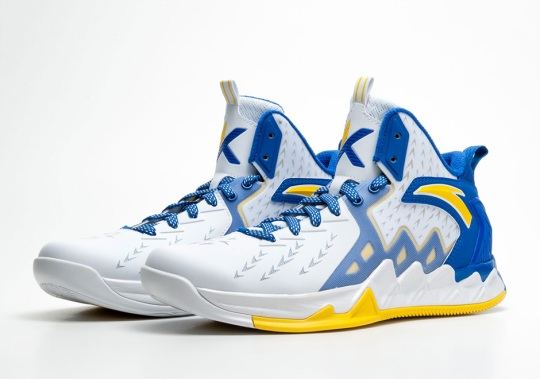 Klay Thompson's Next ANTA Signature Shoe Is Releasing In 2017