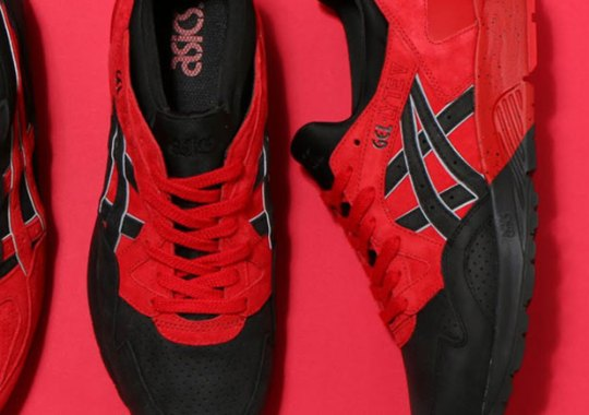 "ASICS GEL Goes ""Love/Hate"" With New Releases"