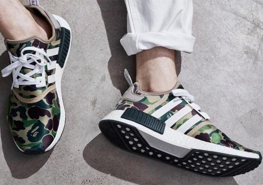 more photos b4d79 f288b BAPE NMDs by adidas - Where to buy | SneakerNews.com