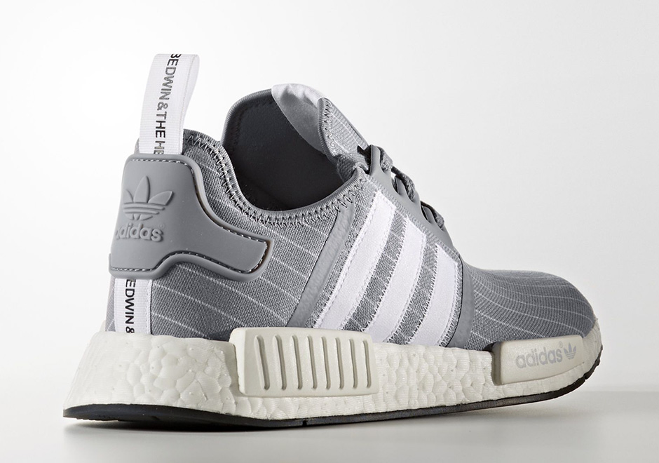 wholesale dealer 6e8f4 47476 Bedwin  The Heartbreakers x adidas NMD R1