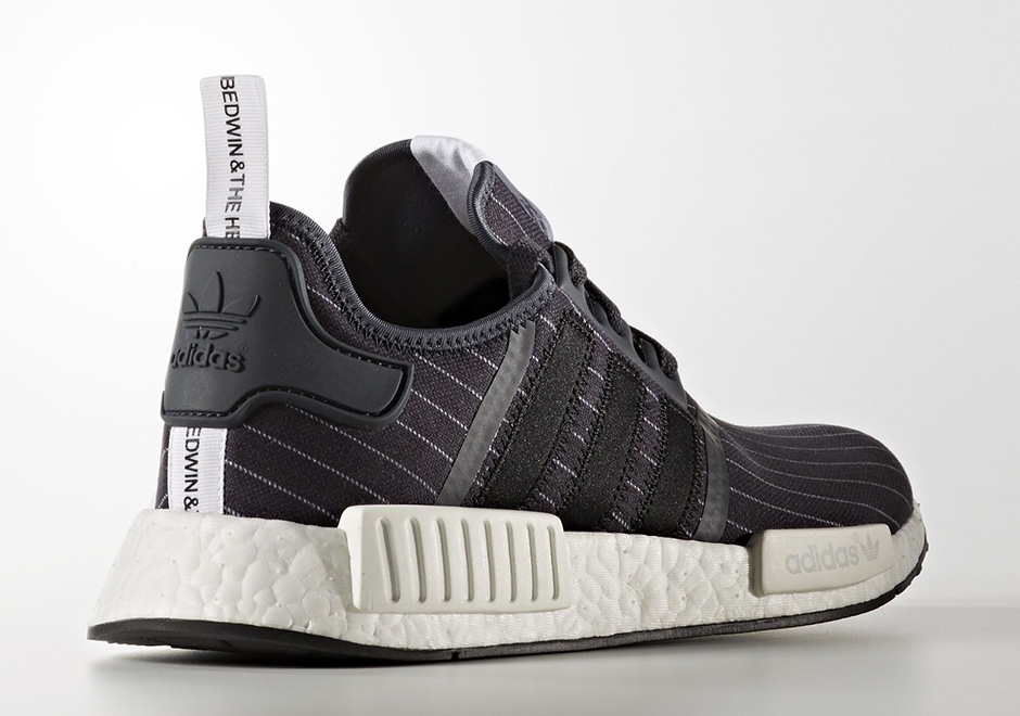 67bd93f7451 Bedwin adidas NMD R1 Release Date