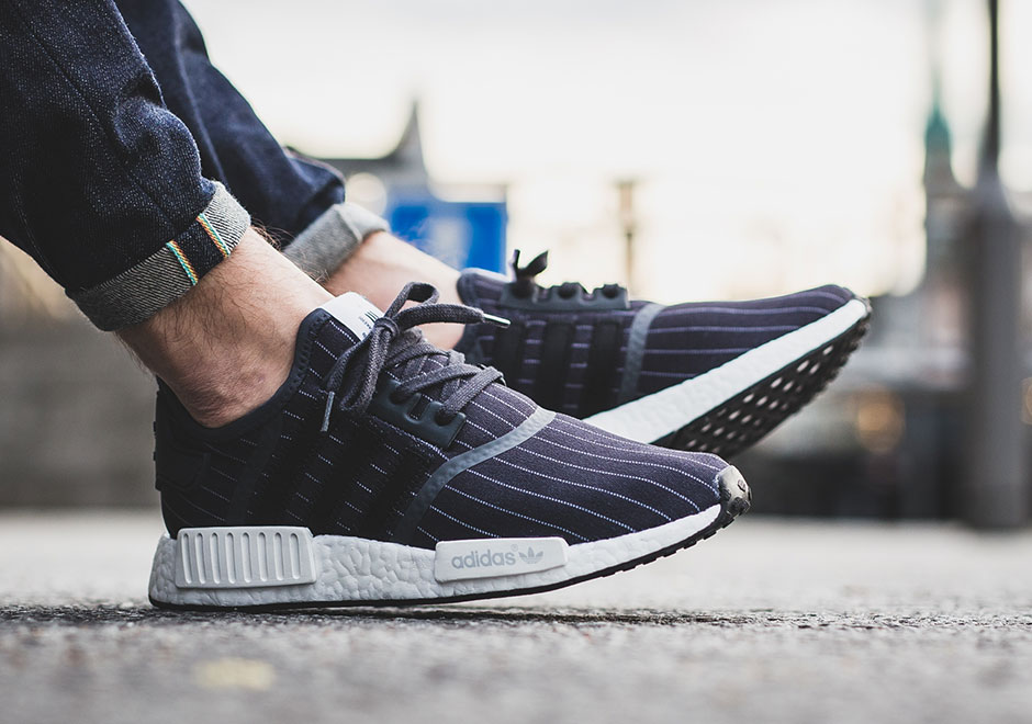 adidas nmd on feet