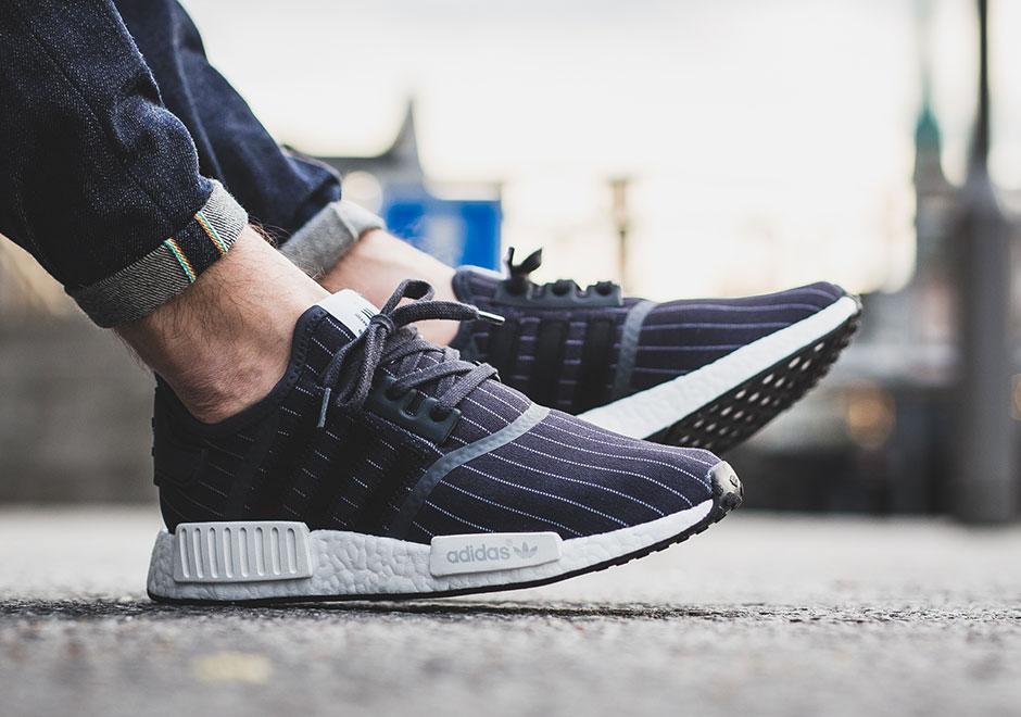 Adidas Nmd On Foot