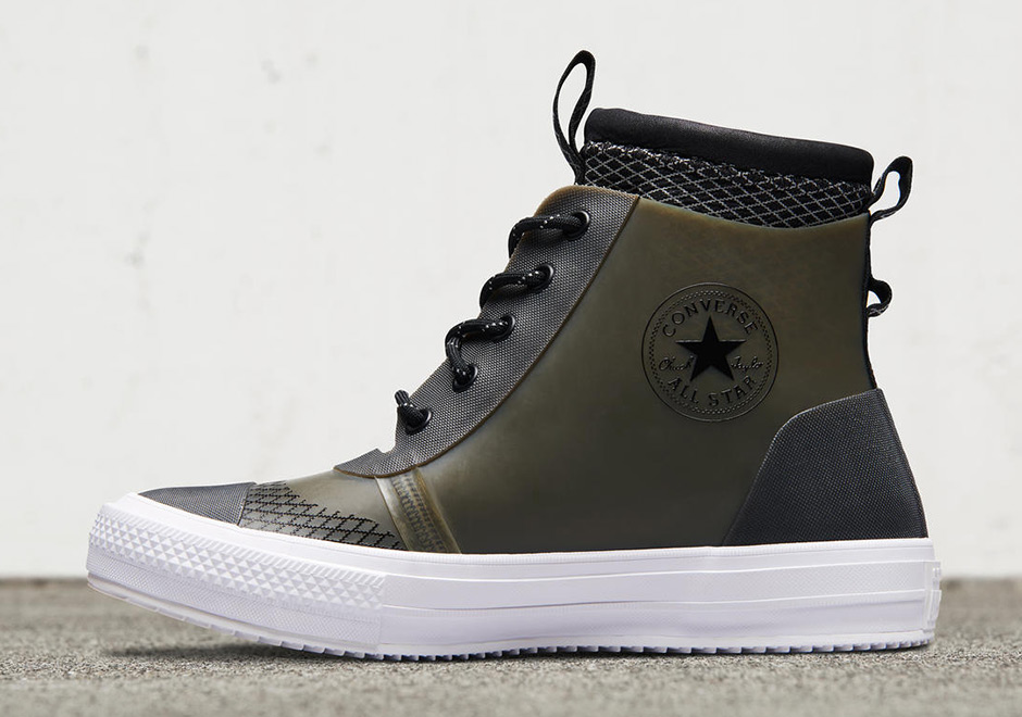 43aeba40f348 Converse Unleashes The Chuck Taylor 2 Thermo Boot