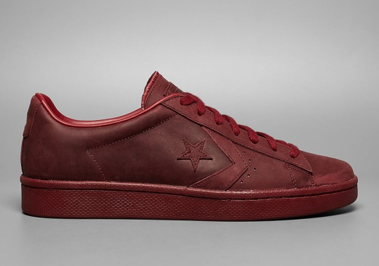 Converse Pro Leather OX Arrives In Two Tonal Colorways