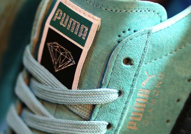 newest 2558e 7f64a Diamond Supply Co Puma Suede Black Friday   SneakerNews.com