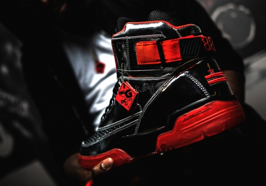 """Ewing Athletics Teams Up With D.C. Legend """"Big G"""" And DTLR For New Ewing 33 Hi"""