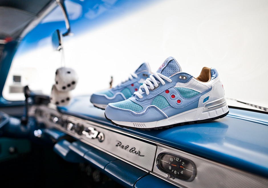 extra butter saucony 5000