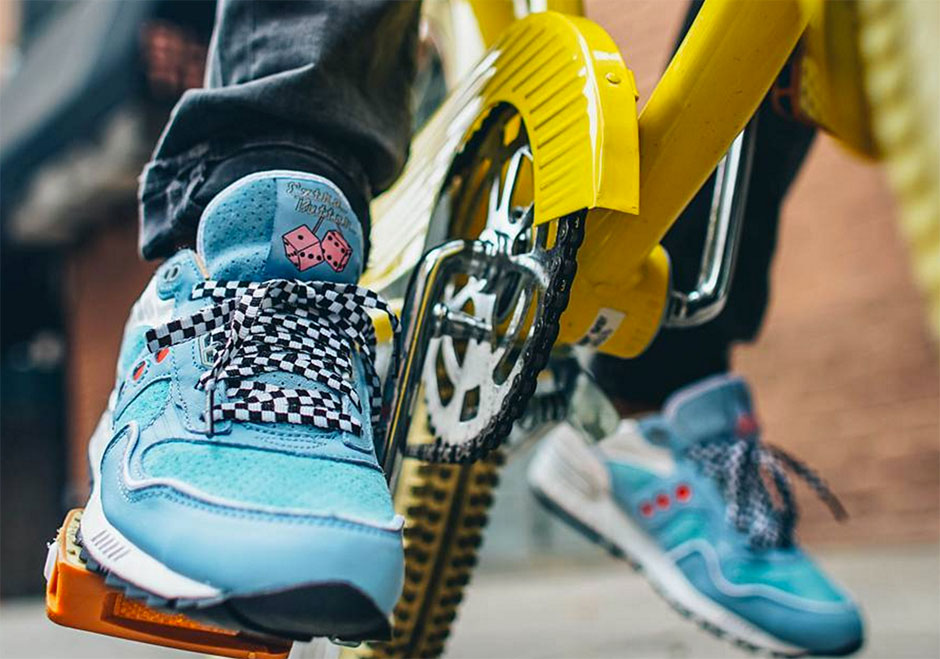 Saucony Extra Butter Shadow 5000