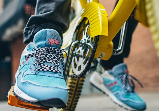 Extra Butter's Collaboration With Saucony, Designed By A Public Vote, Releases This Weekend