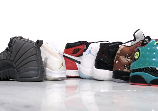 Fat Joe Is Restocking A Ton Of Jordan Heat For UP NYC Sneaker Store Opening